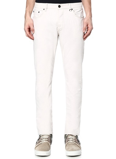 John Varvatos Denim Pantolon Beyaz